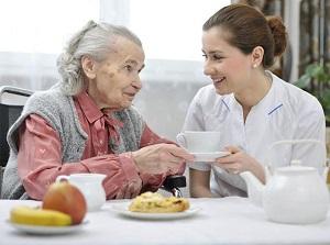 Питание для пожилых людей без зубов