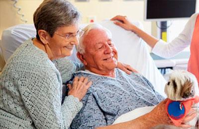 Уход за больными с инсультом