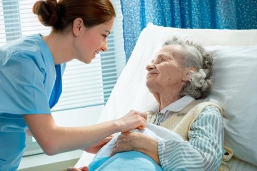 Уход за лежачими больными в пожилом возрасте