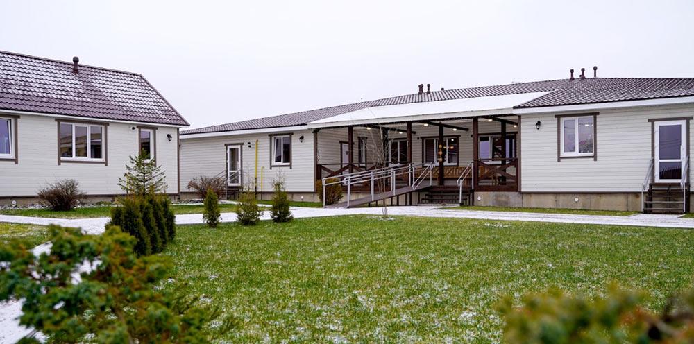 Пансионат для престарелых Федоровский пансион