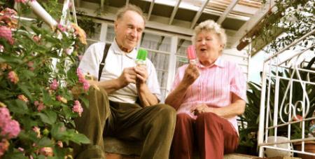 Методы социальной адаптации пожилых людей
