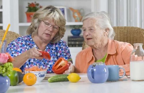 Лечебное и профилактическое диетическое питание для пожилых людей