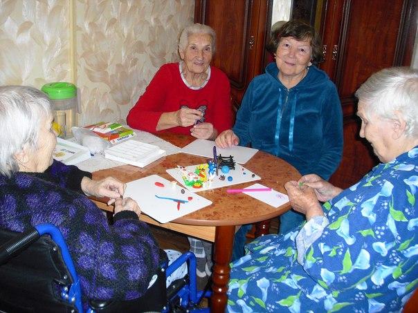 Как попасть в государственный дом престарелых
